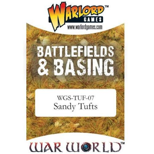 Warlord Games - Battlefields and Basing - Sandy Tufts